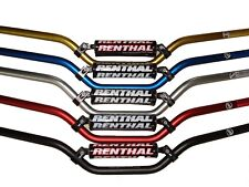 New Renthal Trials Handlebars 22mm Beta Gasgas Montesa SILVER 768-01-SI HIGH
