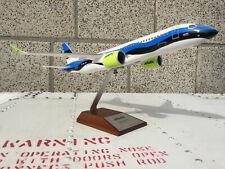 1:100 airbus a220-300 Air Baltic Edition Eesti Tallin modelo lo avión