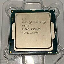 Intel Pentium G4400 3.30GHz Dual-Core CPU Processor SR2DC LGA1151 Socket