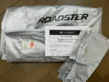 JDM OEM Mazda Roadster MIATA MX5 ND5RC Basic half body Cover N244V9880 NEW JAPAN