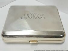 Vintage Tiffany & Co. Sterling Silver Elsi Mate Sharp Calculator EL-8000 TO FIX