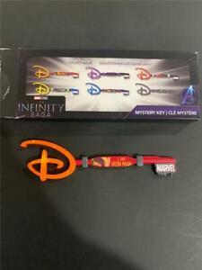 Disney Marvel Infinity Saga Mystery Blind Series Iron Man Collectible Key
