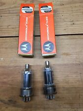 2E24 tubes, Two of them, used good