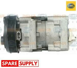 COMPRESSOR, AIR CONDITIONING FOR FORD HELLA 8FK 351 113-731