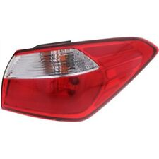 New Tail Light (Passenger Side, Outer) for Kia Forte KI2805112 2014 to 2016