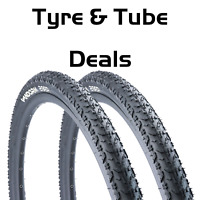 "Vandorm Altitude 29"" x 2.00"" 29ER MTB Bike Cycle Tyre & Tubes DEAL OPTIONS"