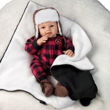 Ashton Drake Happy Camper So Truly Real Baby Boy Doll By Sherry Rawn