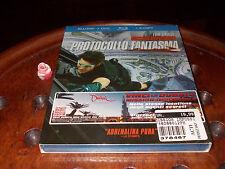 Mission Impossible Protocollo Fantasma SlipCase Dvd + Blu-Ray ..... Nuovo