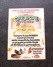 I359-Advertising Pubblicità-1987- BALDUCCI SCARPE FRIZZANTI
