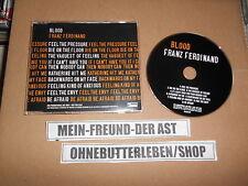 CD Indie Franz Ferdinand - Blood (9 Song) Promo DOMINO