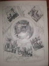 Pulire il Royal Yacht OPHIR 1901 Print