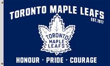 Toronto Maple Leafs Fans Souvenirs Flag 90x150cm 3x5ft Best Banner