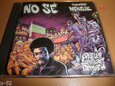 NO SE featuring MENELIK single QUELLE AVENTURE REMIX 5 track CD instrumental rmx