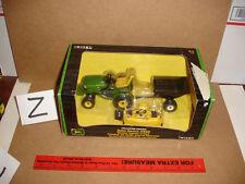 1/16  john deere x 595  toy lawn mower