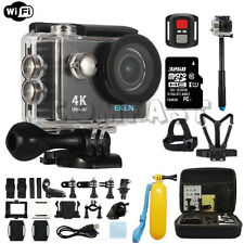 Action Camera Ultra HD 4K WiFi 1080P/60fps 2.0'' LCD Helmet Waterproof  EKEN H9R