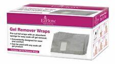 EzFlow Gel Remover Wraps - 100 ct - 80256