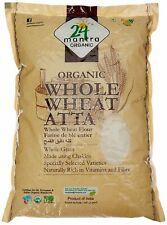 24 Mantra 100 % Pure Wholewheat Atta Premium 2 kg Free Shipping