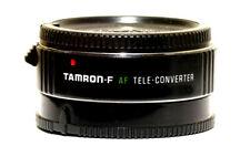 Tamron AF 4 Element 1.4x Teleconverter Lens 8 pins Minolta Maxxum /Sony A900