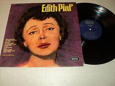 """EDITH PIAF 33 TOURS LP 12"""" FRANCE SABAM AMOUR DU MOIS DE MAI (2)"""