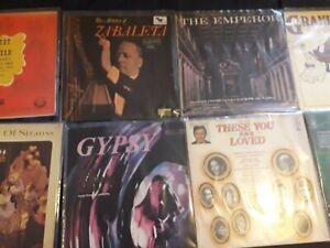 Classical Vinyl Bundle / Joblot x10 LP's