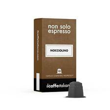 50 capsule compatibili Nespresso - Nocciolino - Il caffè Italiano