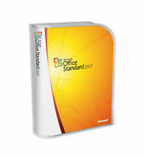 Microsoft Office Home & Student 2007 (Lizenz + Medien) (3) - Vollversion für Windows 79G-00044 -OEM