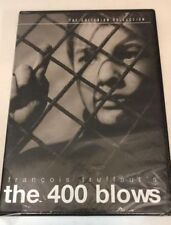 François Truffaut: The 400 Blows -Criterion Collection (Dvd, 1959) Sealed! New