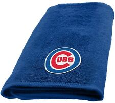 Chicago Cubs Hand Towel Dimensions are 15 x 26 inches