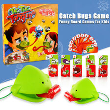 Funny Take Card-Eat Pest Catch Bugs Game Desktop Games Board Games for Kids Hot
