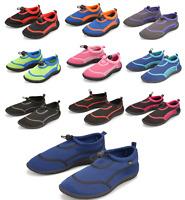 Mouillé Chaussures Enfants Adultes Hommes Femmes Unisexe Aqua Eau Plage Surf