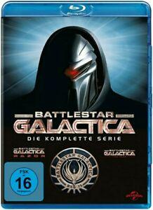 Battlestar Galactica - Die komplette Serie - Bluray