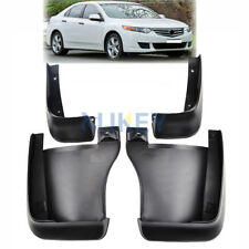 FIT FOR HONDA ACCORD EURO 2009~2014 MUD FLAPS SPLASH GUARDS 2010 2011 2012 2013
