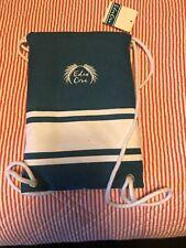 Eden Cove Microfiber Beach Towel, Quick Dry Travel Towel & Canvas Bag - Large...