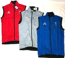 Adidas Team GB Sleeveless Jacket Red Blue Grey Olympic Training Mens Women Rare