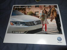 2015 VW Volkswagen Beetle CC Passat Golf Jetta Color Brochure Catalog Prospekt