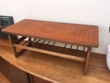 Vintage Retro Style Recycled Coffee Table
