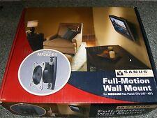"""SANUS FULL MOTION TV WALL MOUNT 15""""- 40""""  27.2 KG  MF203-B1"""