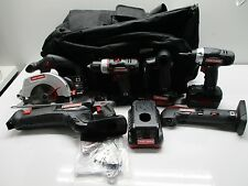 Craftsman 6-pc. 19.2V C3 Cordless Power Tool Kit w/ Lithium-Ion Technology 7287