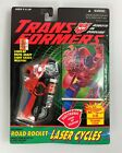 Autobot Road Rocket Transformers Laser Cycles Action Figure New 1994 Hasbro 90s