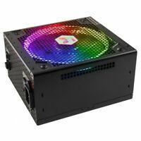Super Flower Leadex III ARGB 550W 80 PLUS Gold Modular Power Supply - Black