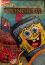 SPONGEBOB SQUAREPANTS SPONGICUS Eight Episodes Plus Special Features SEALED DVD
