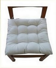 6 Coussins Galettes Dessus de chaise