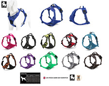 More details for original truelove dog harness reflective strong adjustable 11 colours 5 sizes