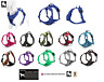 Original Truelove Dog Harness Reflective Strong Adjustable 11 Colours 5 Sizes