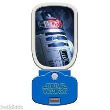 Star Wars R2-D2 USB Nightlight Charger