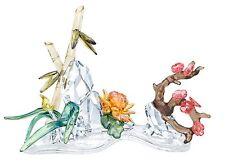 Four Noble Plants - Asian Symbols Crystal 2017 Swarovski 5283057