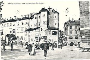 INNSBRUCK – Herzog Ottoburg Das Alteste Haus Innsbrucks – Austria