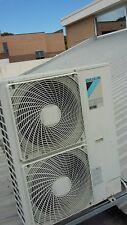 DAIKIN AIR CONDITIONER DUCTED/HEAT PUMP MODEL RY160 INVERTER R 410a