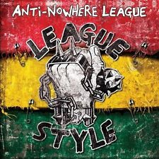 The Anti-Nowhere League - League Style [New Vinyl LP]