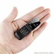 "Mini Flip Handy LONG-CZ J9 0,66 ""Kleinstes Handy Bluetooth Wireless"
